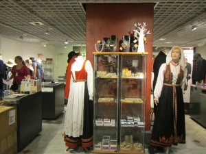 Traditional Norwegian Costumes