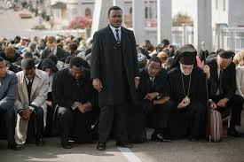 "The movie Selma is a must see. The theme song ""Glory"" by John Legend and Common is a must listen."